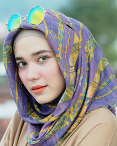 Bosnian Muslim Bride