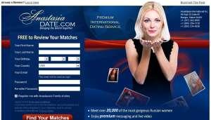 Anastasiadate login password